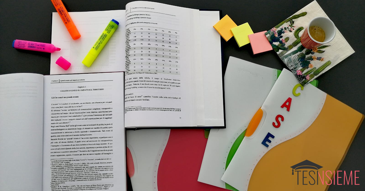 Tesi Compilativa Tesi Sperimentale Caso di Studio